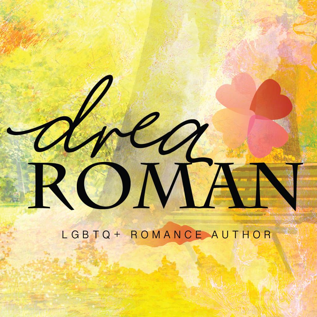 Drea Roman, Yellow, Clover, Logo