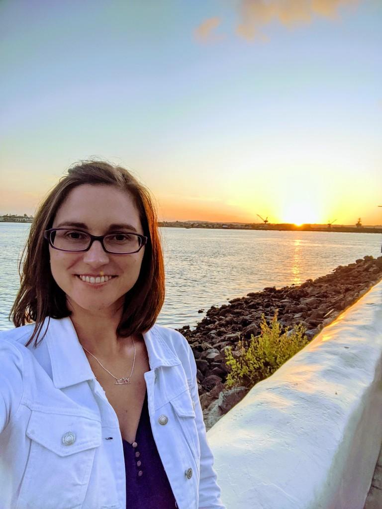 Amy Aislin, Sun, Photograph, Author
