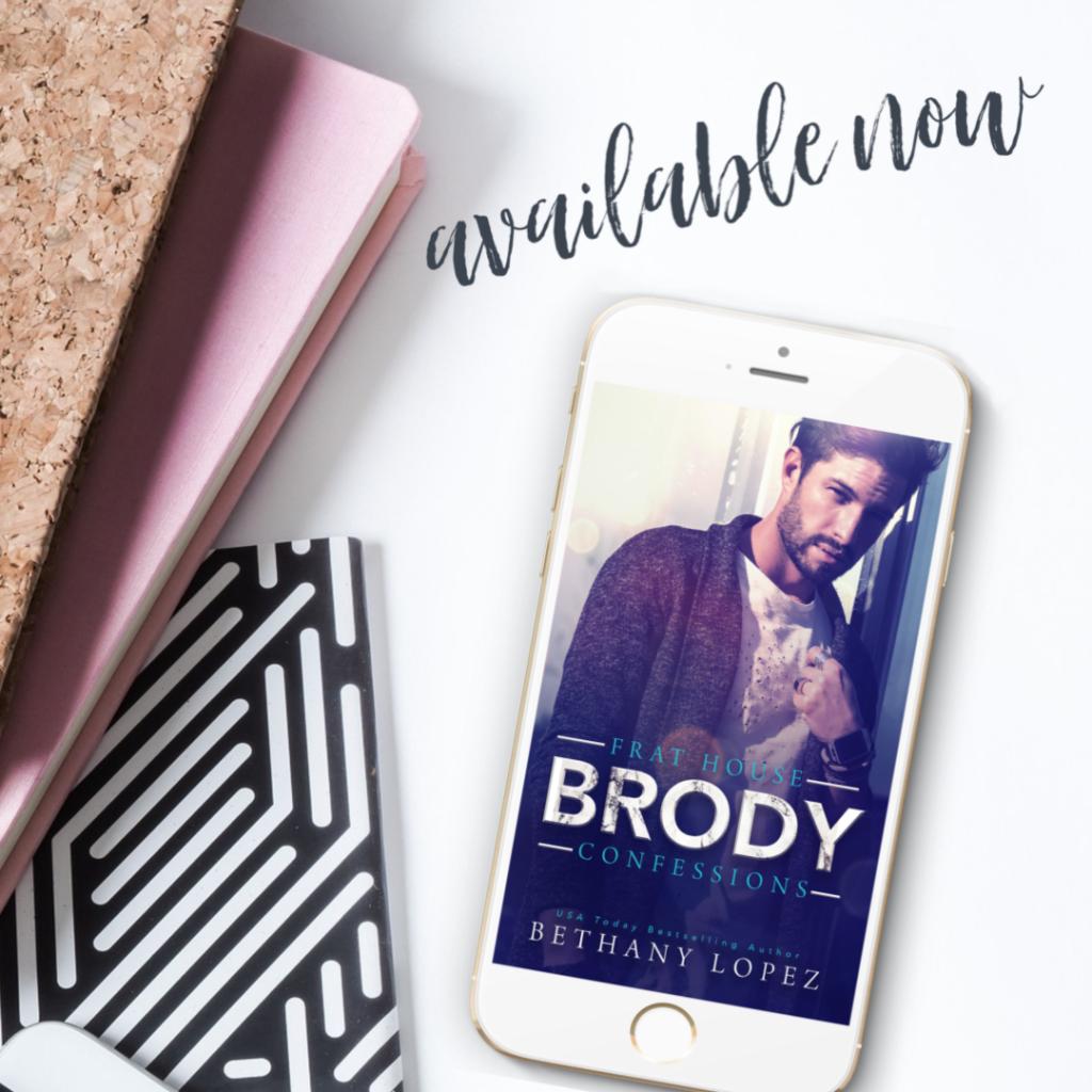 Frat House Confessions, Frat House Confessions: Brody, Purple, Men, Book Cover, Romance, Dual POV, College/University