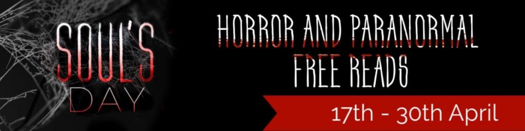 Soul's Day, Banner, Free Reads, Horror, Reading, Books