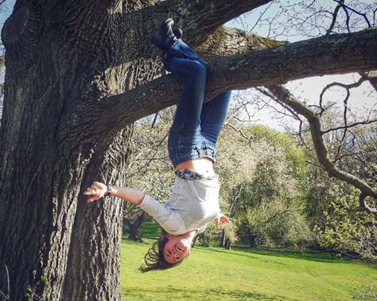 Kathryn Ann Kingsley, Author, Photograph, Tree