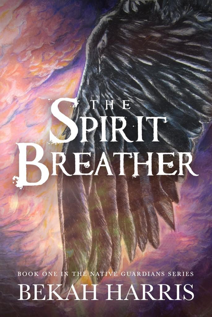 Fantasy, Dark Fantasy, Powers, Past, Secrets, Spirit Breather, Bekah Harris, Feathers, Wings, Sky, Clouds, Native Guardians,