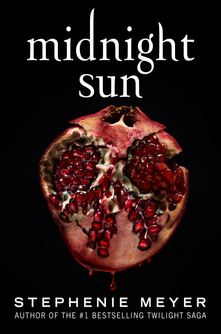 Pomegranate, Twilight, Midnight Sun, Stephenie Meyer, Vampires, Werewolves, Romance, Fantasy, Paranormal