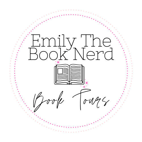 Emily The Book Nerd, Tour Host, Book Tour, Logo,