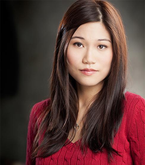 Lindsay Wong, Author, Photograph