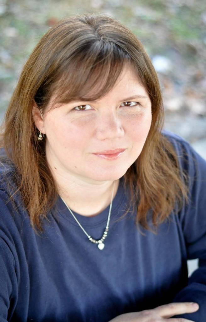 Sarah Ballance, Author, Photograph