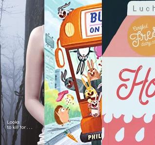 Beauty, Nancy Ohlin, Bunnies on the Bus, Hot Milk, Top 10, April