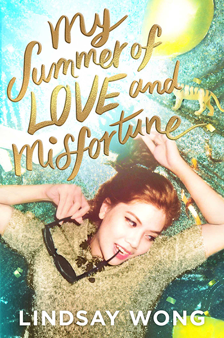 Young Adult, My Summer of Love and Misfortune, Travelling, Romance, Lindsay Wong, Girl, Sunglasses, Glitter, Summer, Beijing, Family, China,