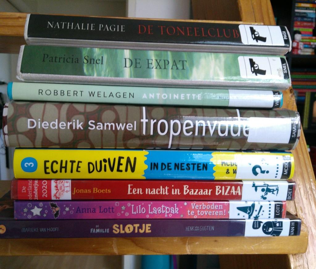 Bibliotheek Delft, DOK, Library #1, Books, Thriller, Children's Books