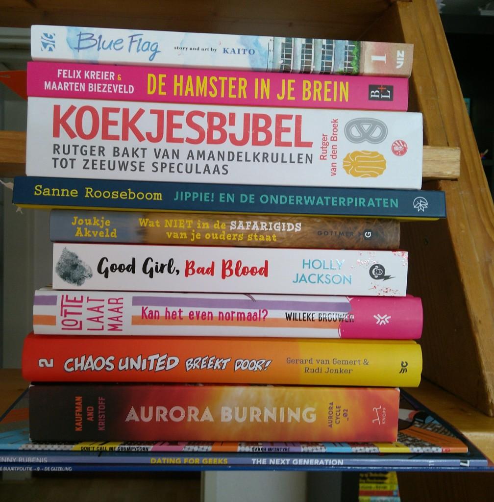 Baking, Cookies, Comics, Children's Books, Young Adult, Non-fiction, Comics, Manga, Books, Book Haul