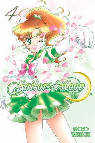 Sailor Jupiter, Green, Naoko Takeuchi, Pretty Guardian Sailor Moon, Vol. 1, Magical Girl, Sailor Moon, Fantasy, Villains, Battles, Mystery, Secrets, Transformations, Cute, Fun, Brown Hair, Sailor Outfit, Manga, Romance, Cover Love, Friendship, Cats, Mako, Sailor Mars