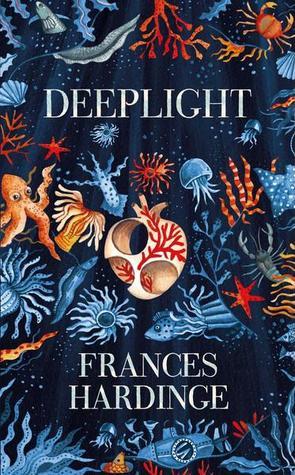 Blue, Coral, Sea, Jellyfish, Octopus, Cult, Deeplight, Frances Hardinge, Octopus, Young Adult, Fantasy, Twenty Thousand Leagues Under The Sea, Frankenstein, Heart,