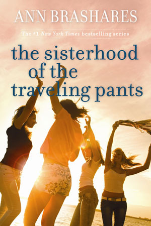 The Sisterhood of the Traveling Pants, Sisterhood #1, Friendship, Pants, Young Adult, Romance, Girls, Sunset, Dancing, Travelling, Ann Brashares