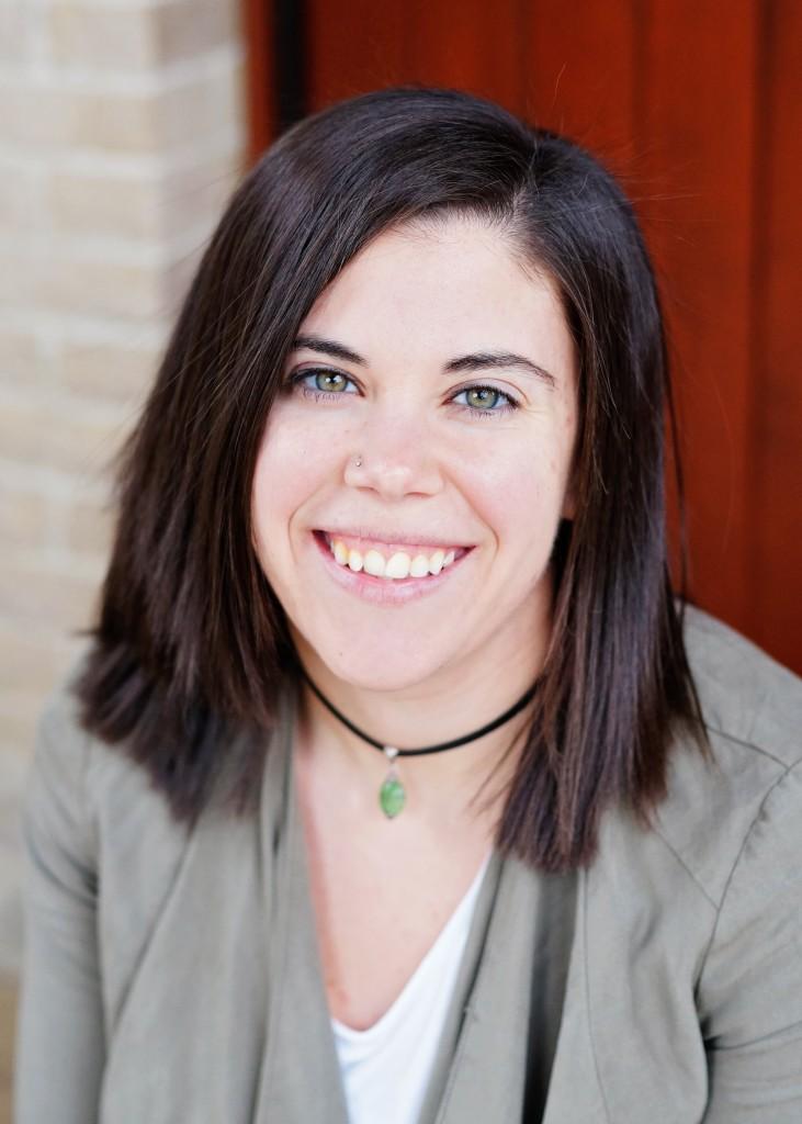 Nicole Melleby, Author, Photograph