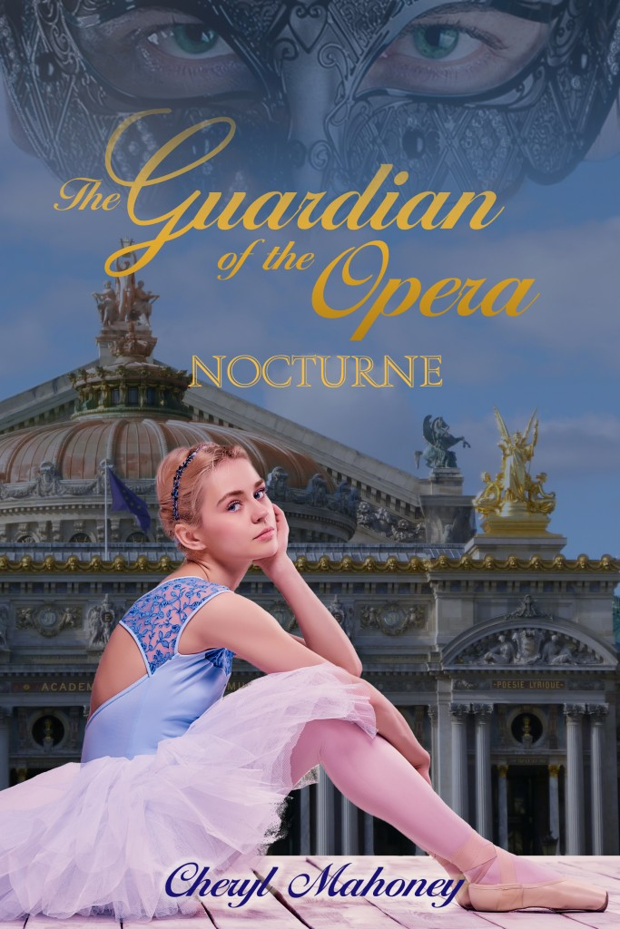 Nocturne, The Guardian of The Opera, Cheryl Mahoney, Girl, Building, Young Adult, Retelling, Friendship, Opera, Ballet, Phantom, Phantom of he Opera