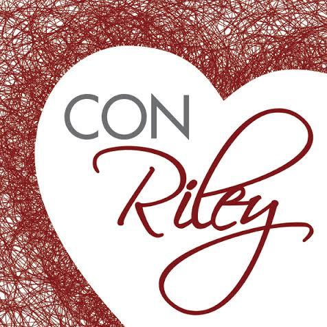 Con Riley, Heart, Logo, Author
