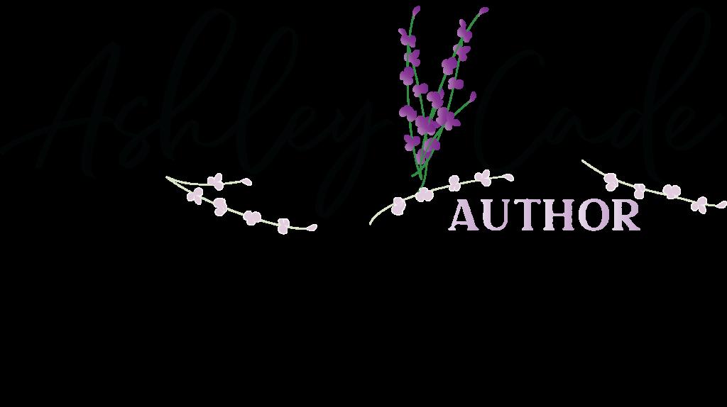 Ashley Cade, Author, Logo