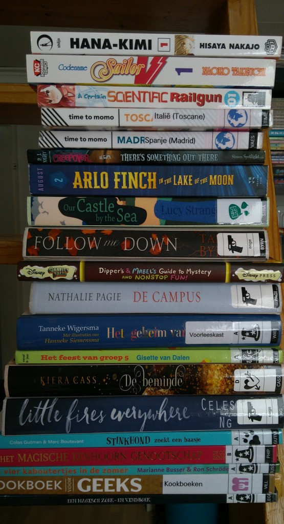Stack of Books, Reading, Travelling, Children's Books, Thriller, TBR