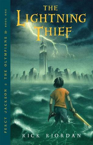 The Lightning Thief, Percy Jackson and the Olympians #1, Rick Riordan, Gods, Goddess, Summer Camp, Camp, Fantasy, Greek, Mythology, Friendship, Hollywood, Green, Sea, Lightning, Boy, Tower