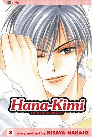 Hisaya Nakajo, Hana-Kimi: For You in Full Blossom, Vol. 3, Romance, Attempted Rape, Assault, Love Triangle, LGBT, Manga, Cross-dressing, Summer, Job, Manga, Sano