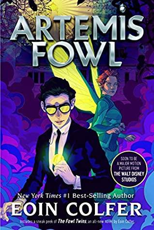Artemis Fowl, Fantasy, Children's Book, Boy, Fairy, Fairies, Blue, Purple, Eoin Colfer, Kidnapping, Criminal Mastermind