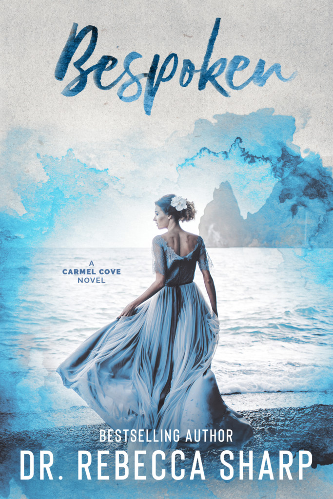 Dress, Water, Lake, Rich, Romance, Woman, Blue, Bespoken, Rebecca Sharp, Carmel Cove, Romance, Decisions