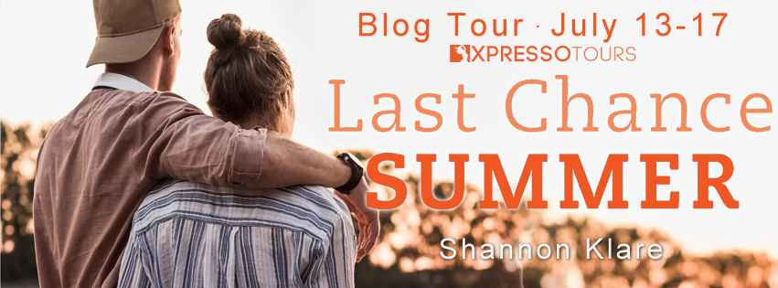 Last Chance Summer, Shannon Klare, Summer, Camps, Contemporary, Sherif, Man, Woman, Young Adult, Romance, Orange Text