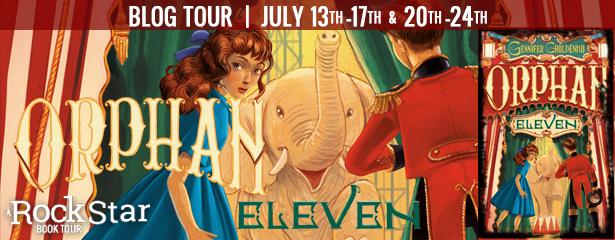 ORPHAN ELEVEN, Gennifer Choldenko, Circus, Orphans, Friendship, Children's Books, Elephants, Secrets