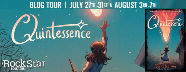 Elements, Friendship, Self-discovery, Quintessence, Children's Book, Mental Health, Blue, Fire, Fantasy, House, Night, Trees, Girl, Jess Redman
