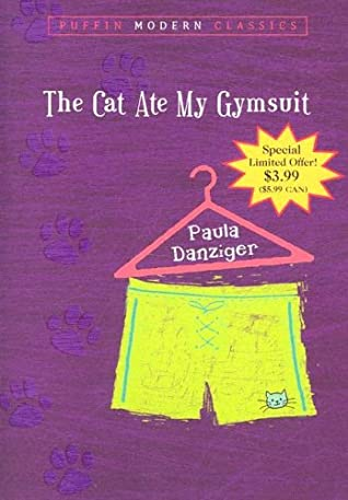The Cat Ate My Gymsuit, Purple, Shorts, Young Adult, Teaching, Teacher, Weight, Abuse, Bad Home Situation, Paula Danziger