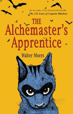 The Alchemaster's Apprentice, Zamonia #5, Walter Moers, Yellow, Crat, Fantasy, Adventure, Humour, Potions, Survival,