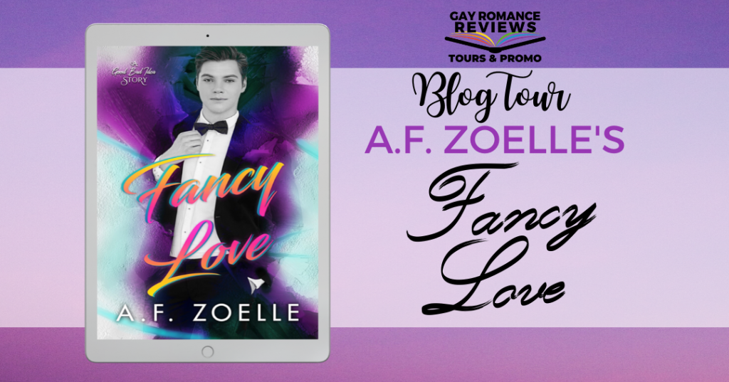 Love Fancy, A.F. Zoelle, LGBT, Purple, Suit, Man, Romance, LGBT, Sex, Dual POV