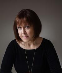 C.S. Alleyne, Author, Photograph, Necklace, Black Shirt