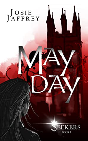 May Day, Josie Jaffrey, Vampires, Romance, LGBT, Love Triangle, Castle, Red, Girl, Long Hair, Corruption, Mystery, Murder,