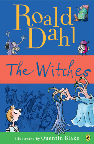 The Witches, Roald Dahl, Magic, Children's Books, Scary, Magic, Mice, Gloves, Hands, Boy, Alarmclock
