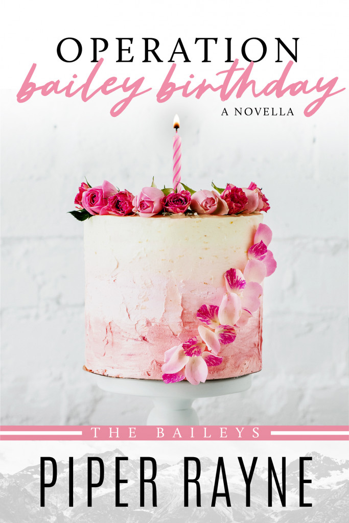Bailey's, Book 9.5, Cake, Candle, Flowers, Yum, Romance, Family, Siblings, Brothers, Sisters, Cute, Grandparents, Birthday, Party
