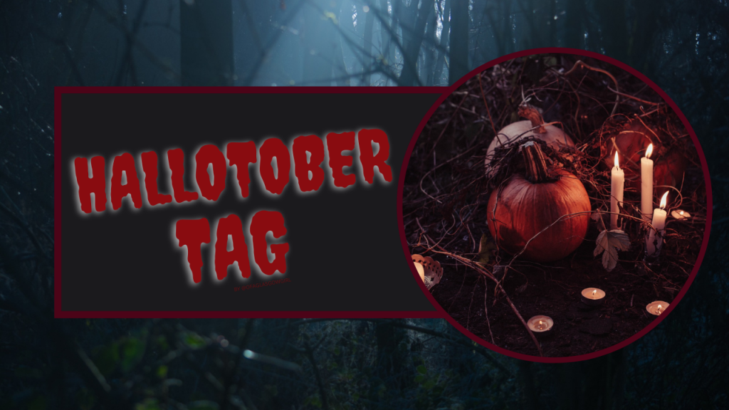 Hallotober Tag, Halloween, Horror, Questions, Pumpkin, Forest, Answers, Tag