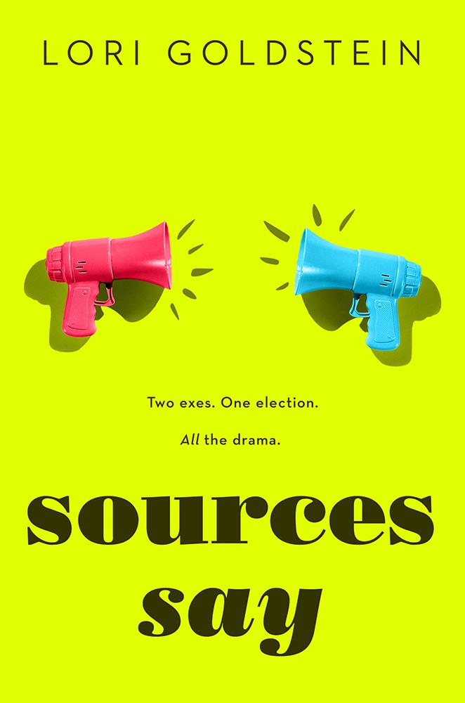 Yellow/Green-ish, Megaphones, Blue, Pink, Elections, Drama, Exes, Young Adult, Politics, High School