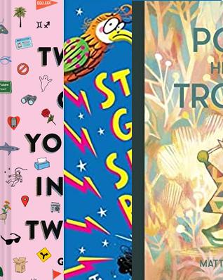 Pokko Heeft een Trommel, I Stole My Genius Sister's Brain, Twenty Guys You Date in Your Twenties, Top 10 books, August 2020, Books, Reading