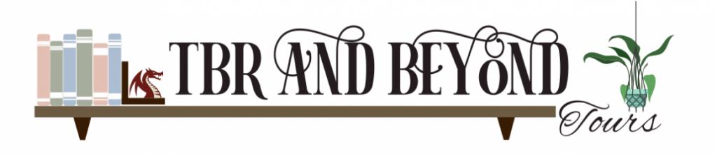 TBR and Beyond Tours, Blog Tour, Banner, Shelf, Plants