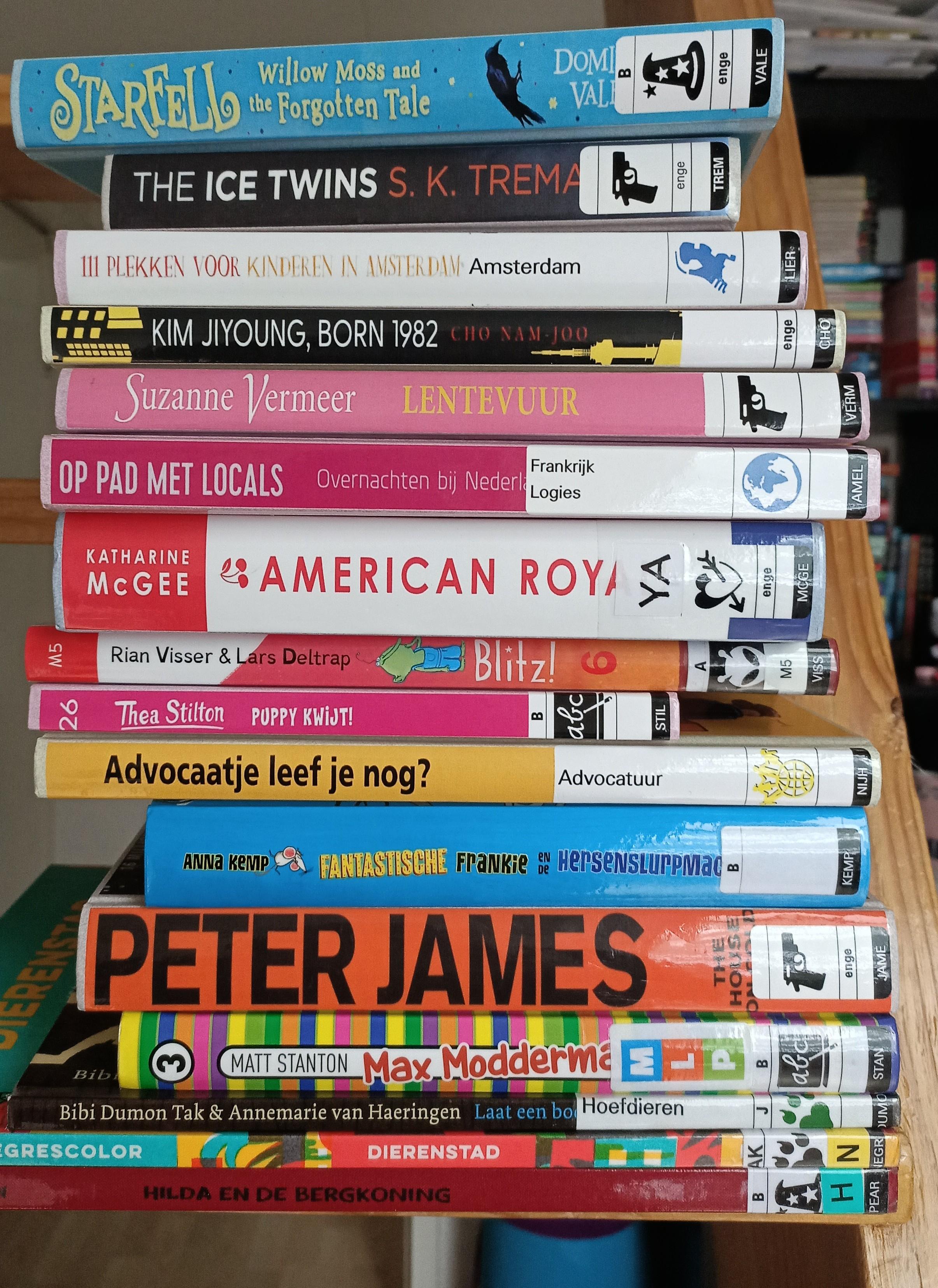 TBR, Reading, Books, Ghosts, Non-fiction, Children's Books, YA, Reading, Books, Stack,