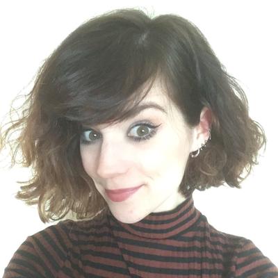 Laura Ellen Anderson, Author, Illustrator, Photograph, Striped Shirt