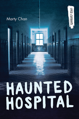 Haunted Hospital, Blue, Black, Hallway, Hospital, RPG, Children's Books, Horror, Marty Chan