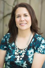 Stephanie Fournet, Shirt, Flowers, Green/Blue, Necklace, Author, Phtoograph