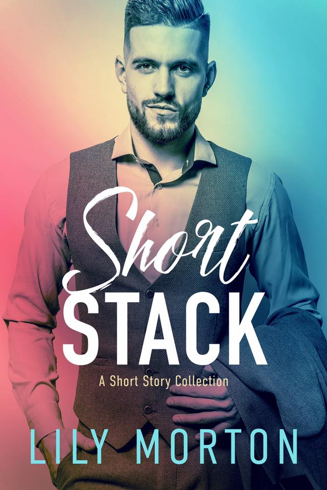Short Stack, Lily Morton, Short Stories, Gradient, Blue, Yellow, Blue, Suit, Men, Mixed Messages, Finding Home, Eurovision, LGBT, Romance