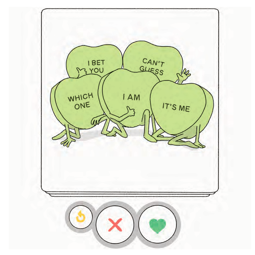 Candy Hearts, Tommy Siegel, Humour, Comics,