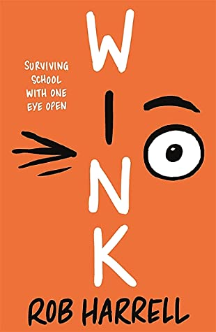 Wink, Orange, Eye, Cancer, Family, Rob Harrell, Surviving, Children's Books, Friendship