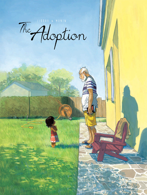 The Adoption, Graphic Novel, Tears, Beautiful, Zidrou, Peru, Grandparents