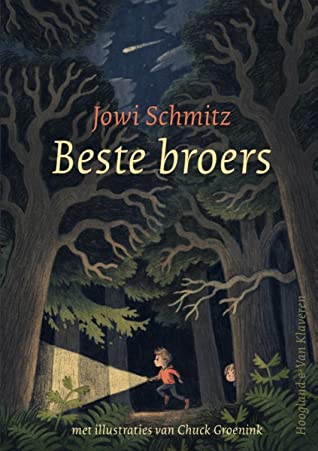 Best Broers, Jowi Schmitz, Chuck Groenink, Forest, Night, Children, Flashlight, Brothers, Farm, Grandparents, Children's Books
