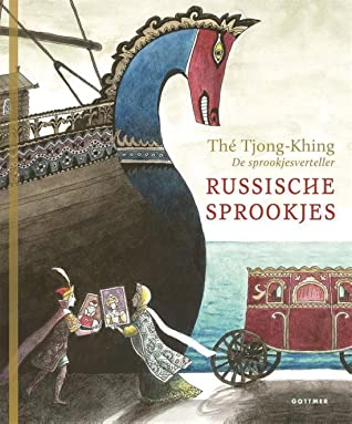 Russische sprookjes, Thé Tjong-Khing, Ship, Russian, Fairy Tales, Stories, Children's Books, Baba Yaga